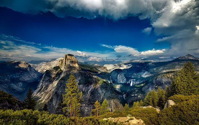 parco yosemite california